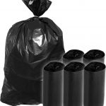 Disposable Eco-friendly Garbage/Dustbin/Trash Bag (Pack of 30) (Size 19X21)